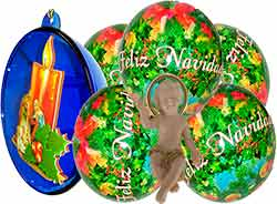 Religious Christmas Ornaments & Decorations