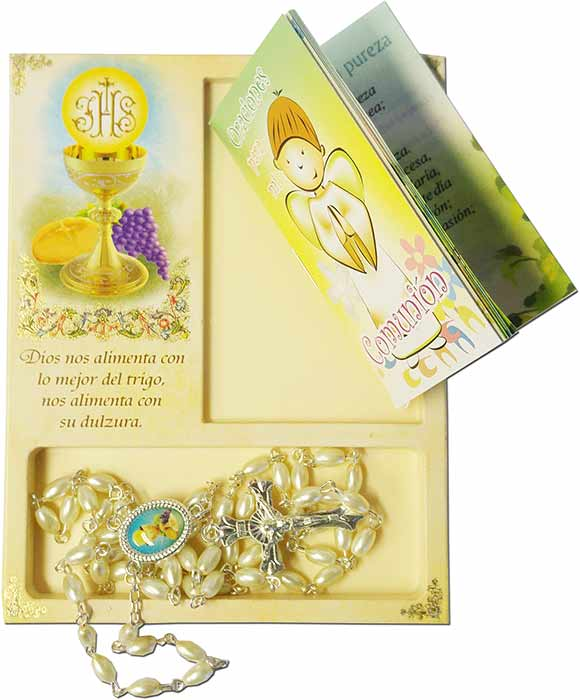 Rosary for First Communion Gift girl