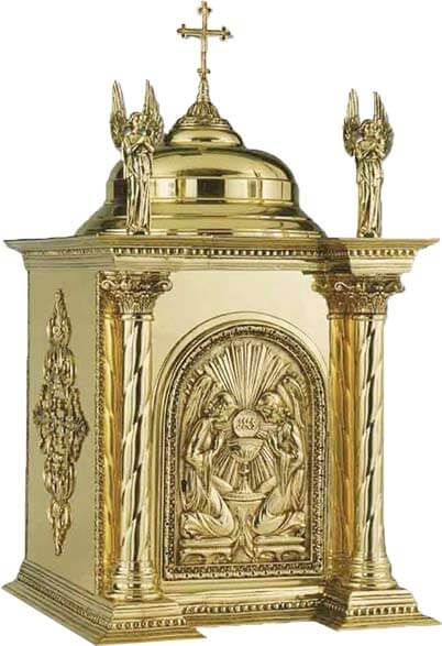 Tabernacle Catholic Bronze Tabernacle To Sglesia Catholic