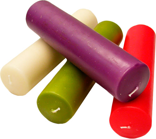 Advent Candles In The Four Liturgical Colors Brabander Es